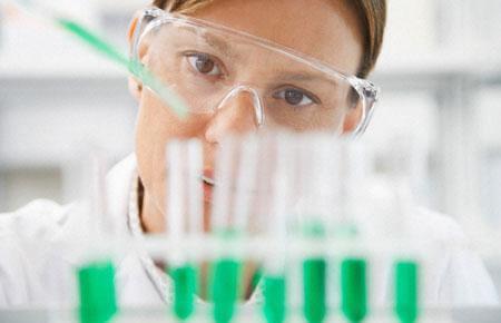 Ensayo de identificación y toma de muestras