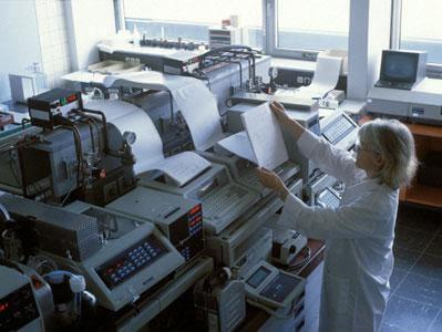 Cualificación de equipos de laboratorio