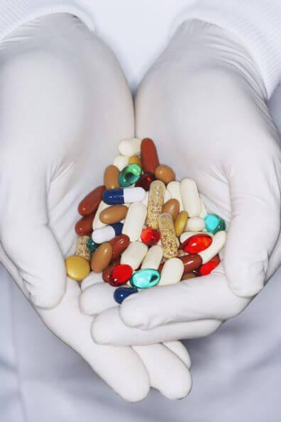 Tecnologías contra la falsificación de medicamentos