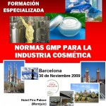 Curso de Normas GMP para industria cosmetica