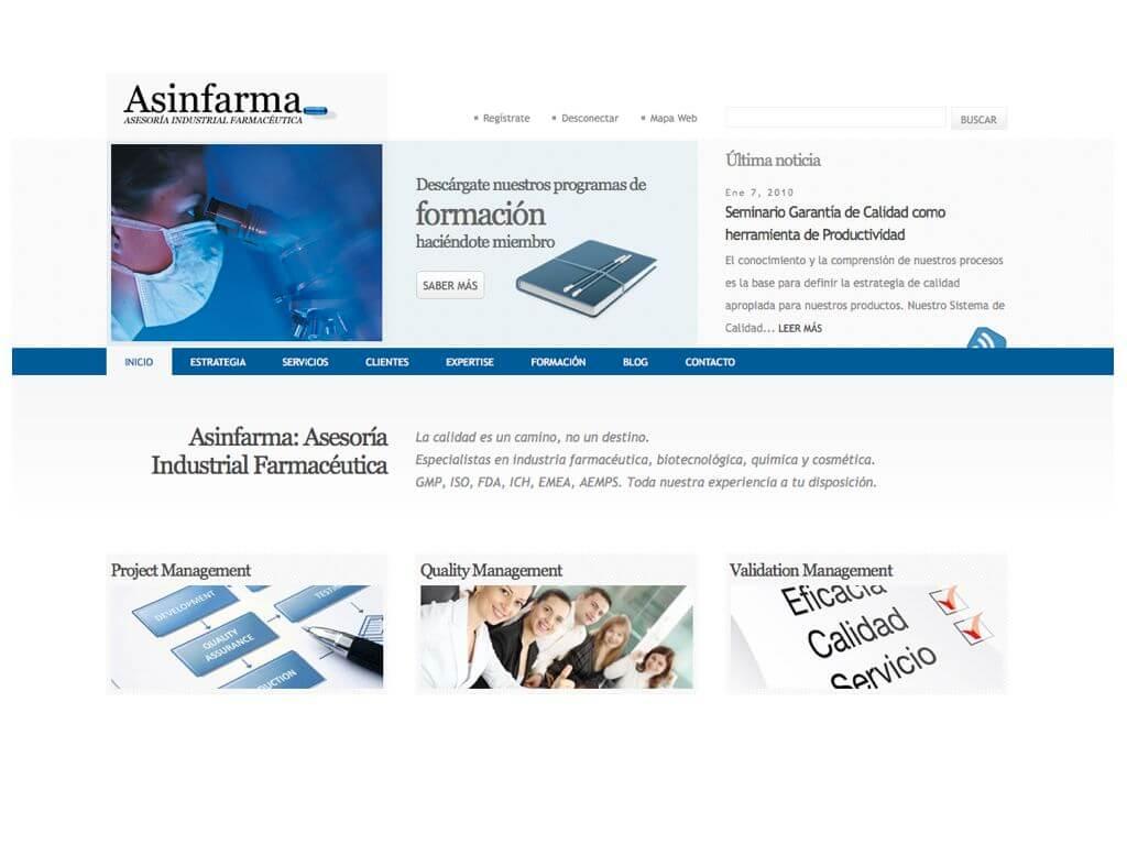 Bienvenidos a nuestra página web
