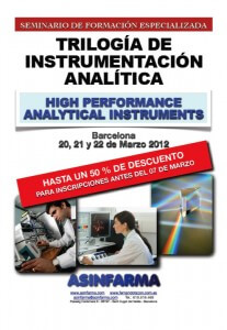 Trilogia Instrumentacion Analitica
