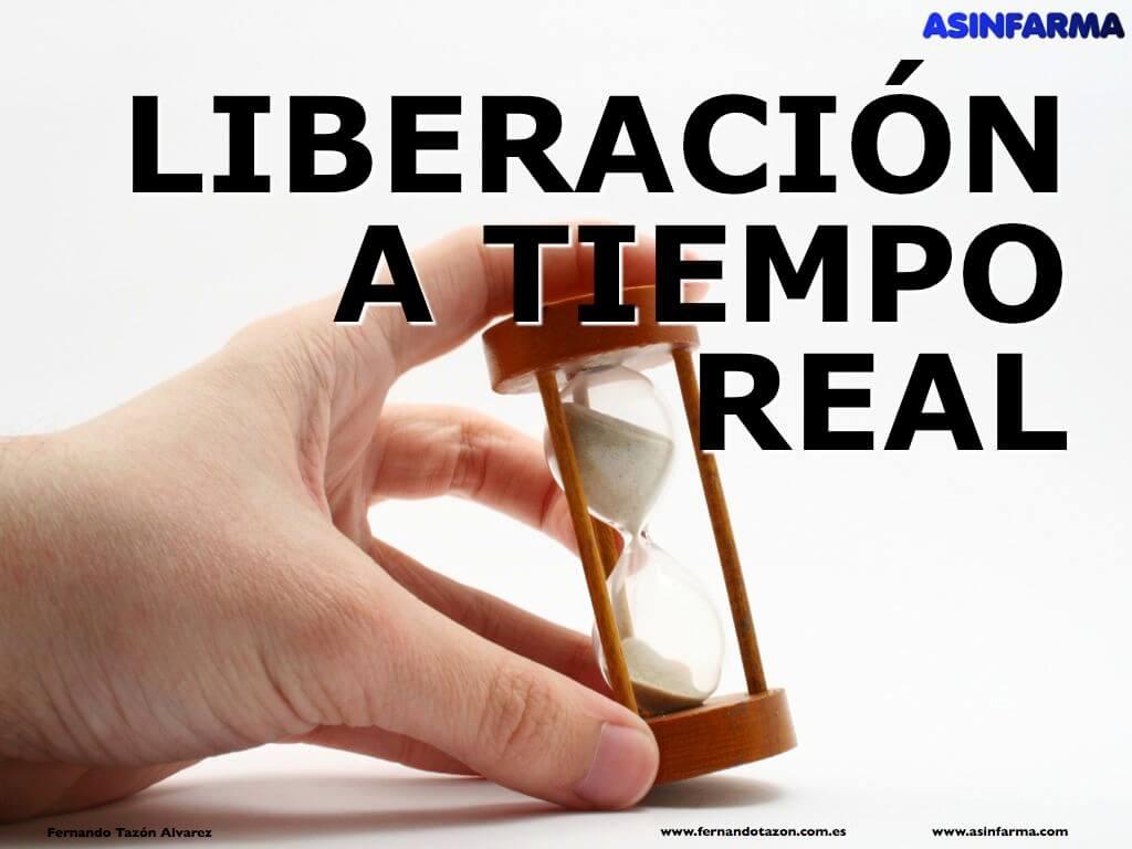 Presentación sobre Liberació a Tiempo Real