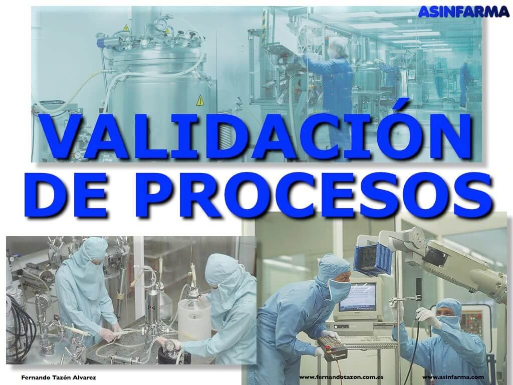 Presentación sobre la Validación de Procesos