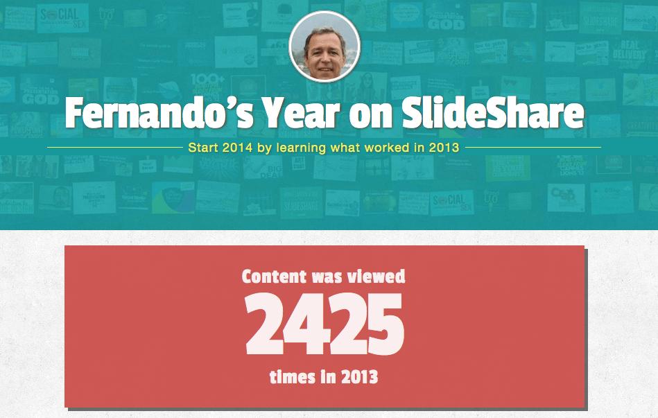 Somos unos de los más vistos en 2013..!!