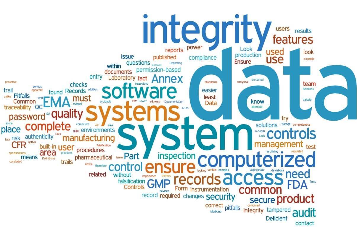 Data Integrity: El nuevo foco de la inspección farmacéutica (3/3)