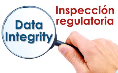 Data Integrity e inspección regulatoria