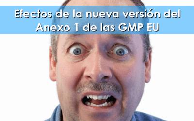 Efectos de la nueva versión del Anexo 1 en la revisión 100% de parenterales