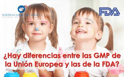 Diferencias entre GMP de Europa y de FDA (Parte 2 de 2)