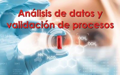 Análisis de datos aplicado a la validación y a la mejora de procesos