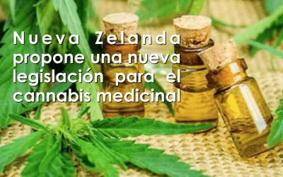 Nueva Zelanda propone una nueva legislación para el cannabis medicinal