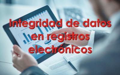 Audit Trail en registros electrónicos de ensayos clínicos