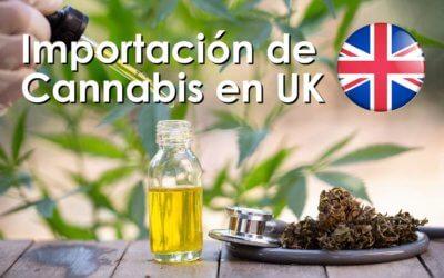 UK cambia las restricciones de importación para el cannabis