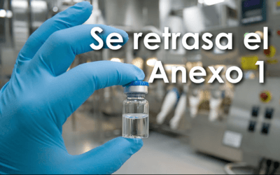 Se posterga la revisión del Anexo 1