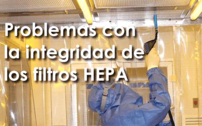Problemas con los filtros HEPA